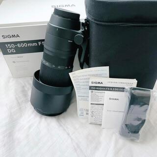 SIGMA - SIGMA 150-600mm F5-6.3 DG OS HSM | C