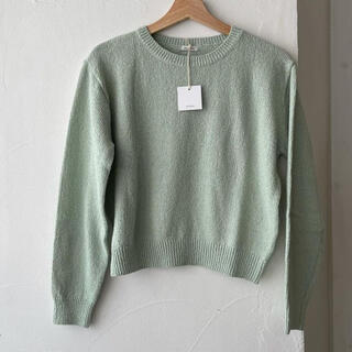 dholic - platbase butter round knit