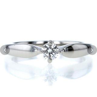 ブルガリ(BVLGARI)のBVLGARI Pt950 ダイヤモンドリング(リング(指輪))