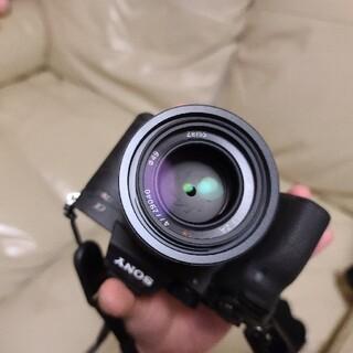 SONY - SONY Eマウント Zeiss 55mm f1.8 レンズ