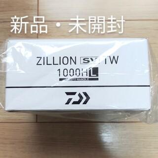 DAIWA - ダイワ 21ジリオンSV TW 1000HL 左ハンドル