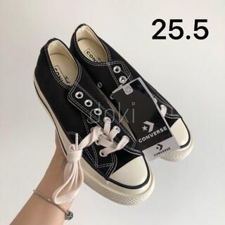 CONVERSE - コンバース converse チャックテイラー ct70 ブラック 25.5cm