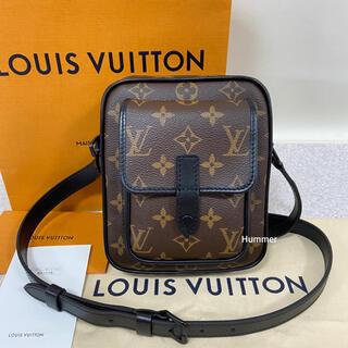LOUIS VUITTON - 国内正規品 極美品 2021 ルイヴィトン マカサー メッセンジャー バッグ!