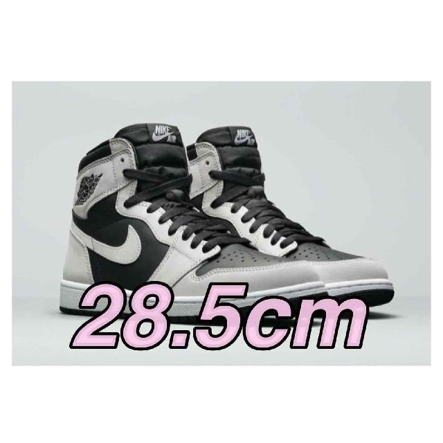 "NIKE(ナイキ)のナイキ エアジョーダン1 ハイ OG ""シャドー 2.0"" メンズの靴/シューズ(スニーカー)の商品写真"