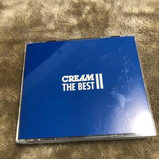 CREAM THE  BEST ll(ポップス/ロック(邦楽))