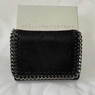 ステラマッカートニー(Stella McCartney)のステラマッカートニー 財布 定番ウォレット 折り畳み 二つ折り 小銭入れ付き(折り財布)