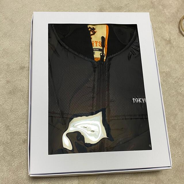 読売ジャイアンツ(ヨミウリジャイアンツ)のジャイアンツ/ジャンパー/非売品 スポーツ/アウトドアの野球(記念品/関連グッズ)の商品写真