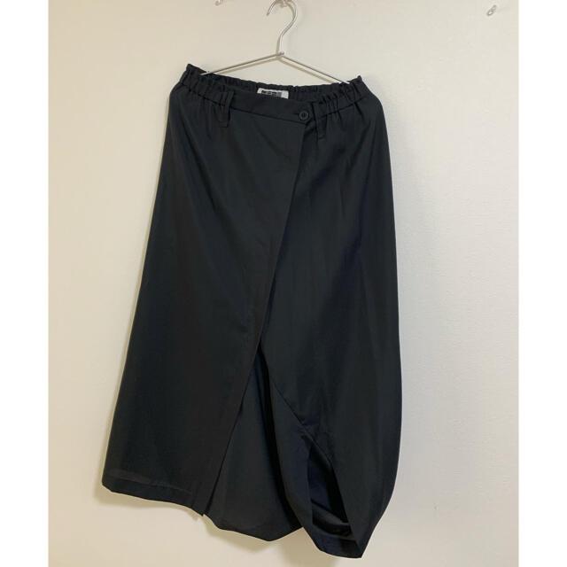 ISSEY MIYAKE(イッセイミヤケ)のイッセイミヤケ パンツスカート レディースのパンツ(その他)の商品写真