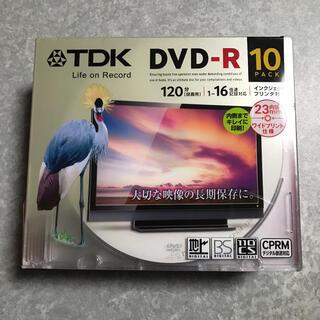 ティーディーケイ(TDK)の〈TDK〉DVD-R 120分(1回録画用)(その他)