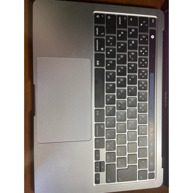 Apple(アップル)のMacBook pro 2020 スマホ/家電/カメラのPC/タブレット(ノートPC)の商品写真