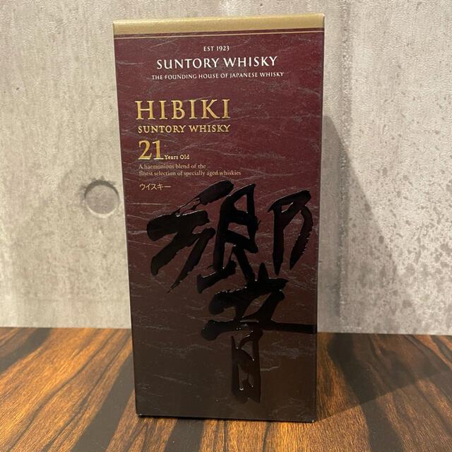響21年 食品/飲料/酒の酒(ウイスキー)の商品写真