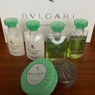 BVLGARI - BVLGARI シャンプー&コンディショナー石鹸等