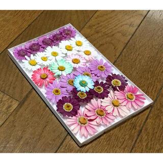 ① 銀の紫陽花が作った可愛いマーガレットのドライフラワー(ドライフラワー)