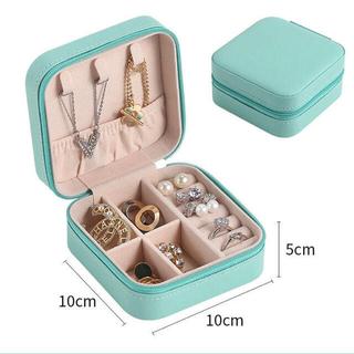 収納ボックス大容量 アクセサリーケース ピンク小物入れ(ケース/ボックス)