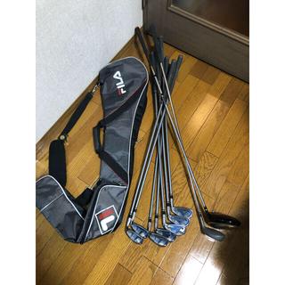 ナイキ(NIKE)のレディース ゴルフクラブ アイアンセット メンズ(クラブ)