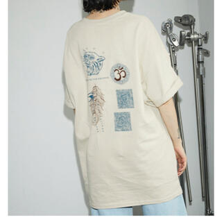 ALEXIA STAM - juemi  Trancy TG Tee Tシャツ
