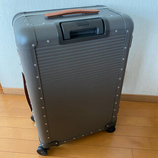 FPM スーツケース BANK Trunk 68(バンク トランク)新品未使用(トラベルバッグ/スーツケース)