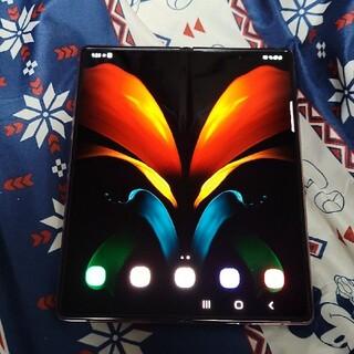 Galaxy - Galaxy Z Fold2 5G au 美品