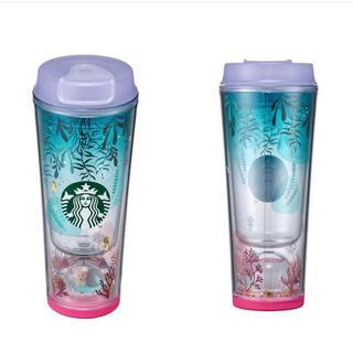 Starbucks Coffee - 韓国スタバ ベアリスタ ウォーターボール タンブラー  サマープロモ第一弾