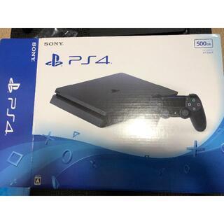 SONY - Playstation4 500GB 黒 CUH-2000A B01 一式