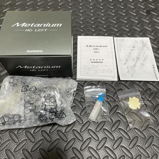 SHIMANO - 20メタニウムHG Left