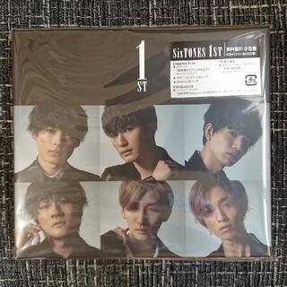 ジャニーズ(Johnny's)のSixTONES CD アルバム 1st 音色盤 初回限定盤 新品 初回盤B(ポップス/ロック(邦楽))