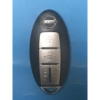 ニッサン(日産)の日産 スマートキー インテリジェントキー 4ボタン 両スライドドア(セキュリティ)