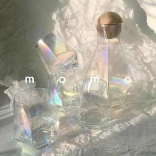ピッチャー♡ガラス♡オーロラ♡北欧♡シンプル♡韓国♡コップ♡グラス♡カップ♡食器