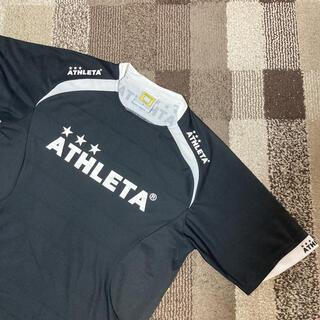 ATHLETA - アスレタ ATHLETA  プラクティスシャツ ゲームシャツ
