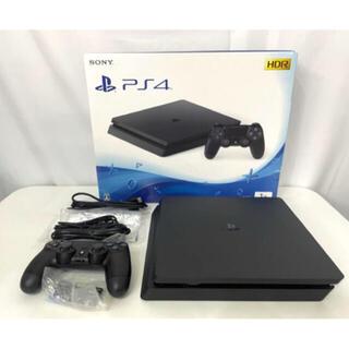 PlayStation4 - プレーステーション4 PS4 ジェットブラック CUH-2200B 1TB