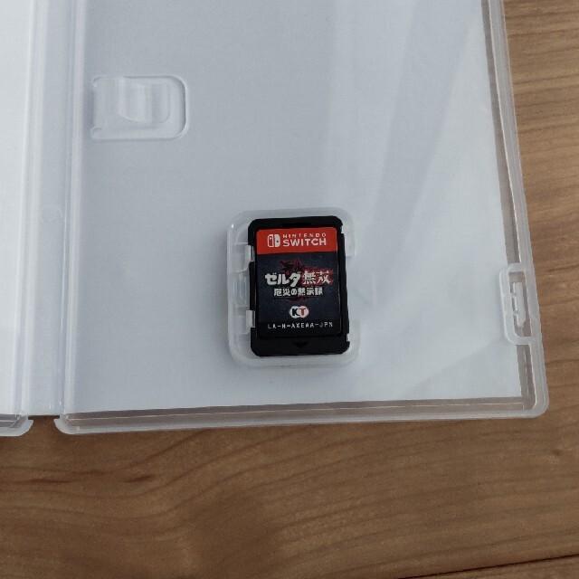 ゼルダ無双 厄災の黙示録 Switch エンタメ/ホビーのゲームソフト/ゲーム機本体(家庭用ゲームソフト)の商品写真