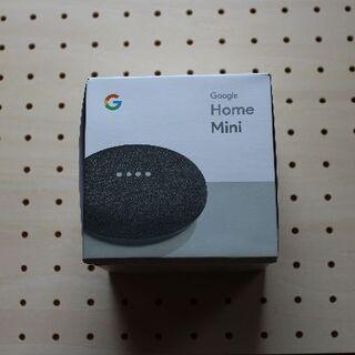 グーグル(Google)のGoogle home mini【美品】(その他)