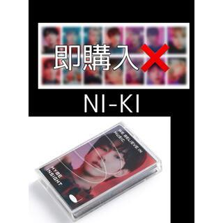ENHYPEN ニキ フォトカード