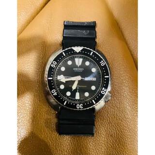 セイコー(SEIKO)の希少 SEIKO ダイバーウォッチ 150M オートマ 6309-7040(腕時計(アナログ))