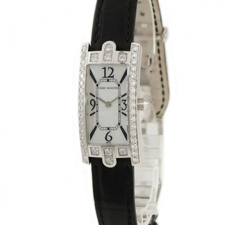 ハリーウィンストン(HARRY WINSTON)のハリーウィンストン  アヴェニューC AVCQHM19WW018 クオー(腕時計)