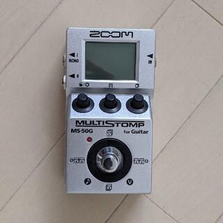 ズーム(Zoom)のZOOM マルチストンプ MS-50G ver3.0(エフェクター)