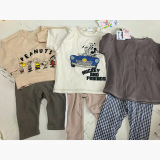 シマムラ(しまむら)のしまむら、バースデイ服セット!(Tシャツ/カットソー)