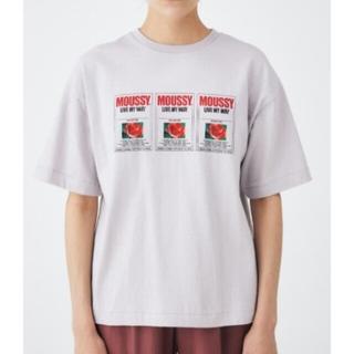マウジー(moussy)のTAGS Tシャツ(Tシャツ(半袖/袖なし))