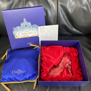 ディズニー(Disney)の電報 シンデレラ ガラスの靴 Disney(置物)