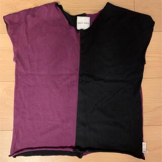 ソウソウ(SOU・SOU)のわらべぎ 袖なしジバン(Tシャツ/カットソー)