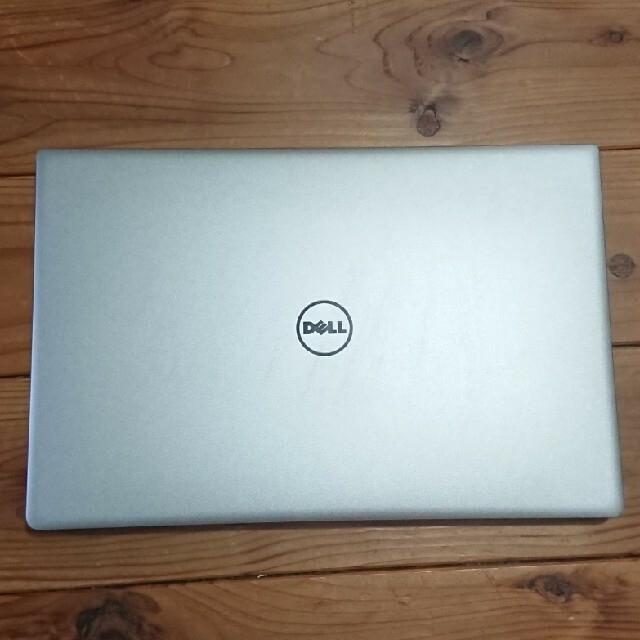 DELL(デル)のDELL XPS 13 9360 i5-7200U スマホ/家電/カメラのPC/タブレット(ノートPC)の商品写真