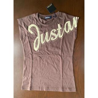 イーストボーイ(EASTBOY)のEASTBOY ◆ 半袖Tシャツ フレンチスリーブ ブラウン(Tシャツ(半袖/袖なし))
