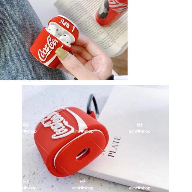 第1/2世代に適用 エアーポッズ AirPods ケース スマホ/家電/カメラのスマホアクセサリー(モバイルケース/カバー)の商品写真
