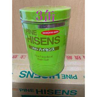 パインハイセンス 入浴剤 3缶セット