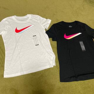 ナイキ(NIKE)の新品 NIKETシャツ2枚セット(Tシャツ(半袖/袖なし))
