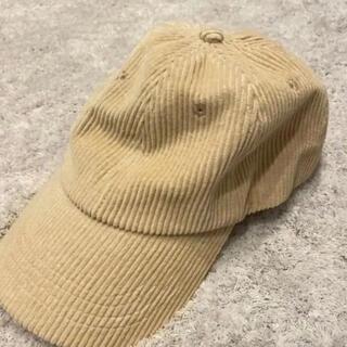 カシータ(casiTA)のcasiTA カシータ コーデュロイ コーデュロイ キャップ 帽子(キャップ)