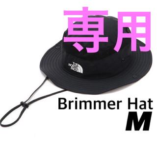 THE NORTH FACE - 【 M 】ブラック★ノースフェイス ★ 帽子 Brimmer Hat