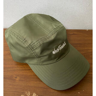 WILDTHINGS - Wild things パネルキャップ ジェットキャップ 帽子