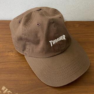 スラッシャー(THRASHER)のTHRASHER キャップ 帽子(キャップ)
