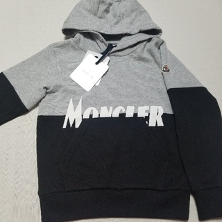 モンクレール(MONCLER)のモンクレールキッズ フーディトレーナー8(Tシャツ/カットソー)